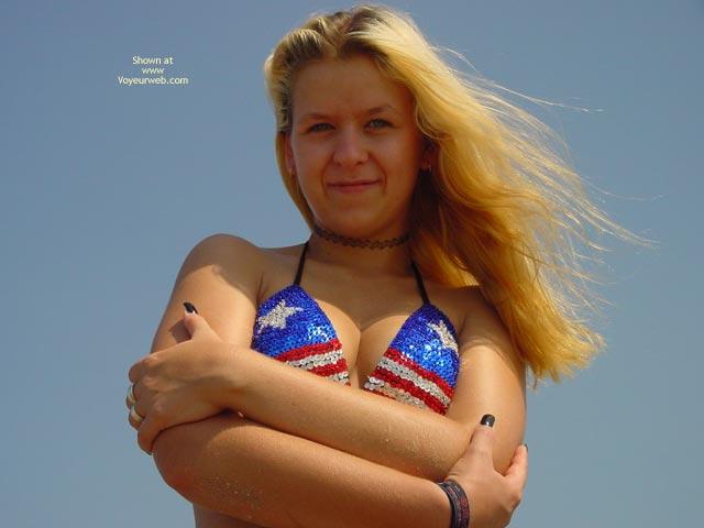 Pic #2 - Svenja Stars And Stripes