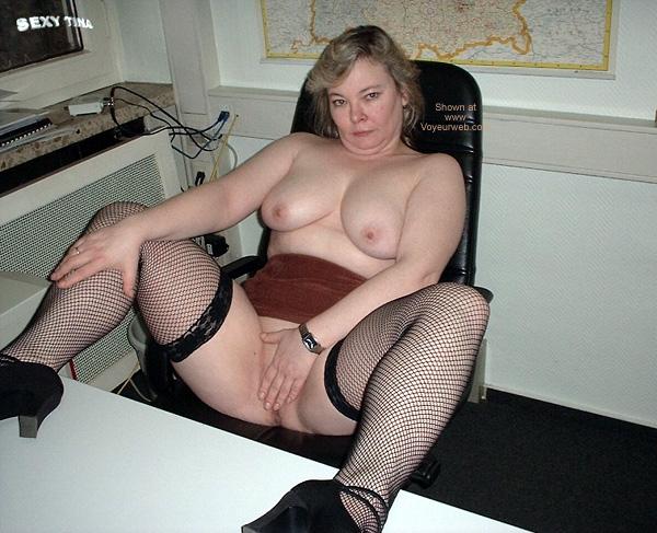 Pic #6 - Sexy Tina at Work 4
