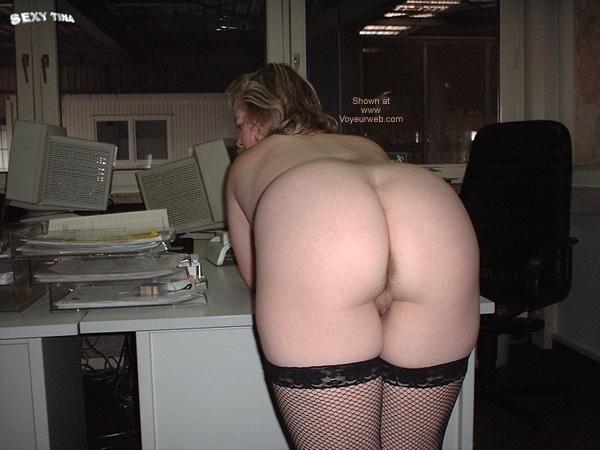 Pic #7 - Sexy Tina at Work 4