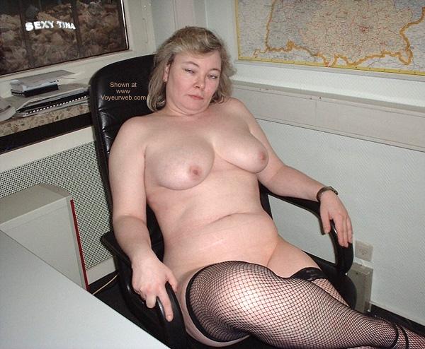 Pic #10 - Sexy Tina at Work 4