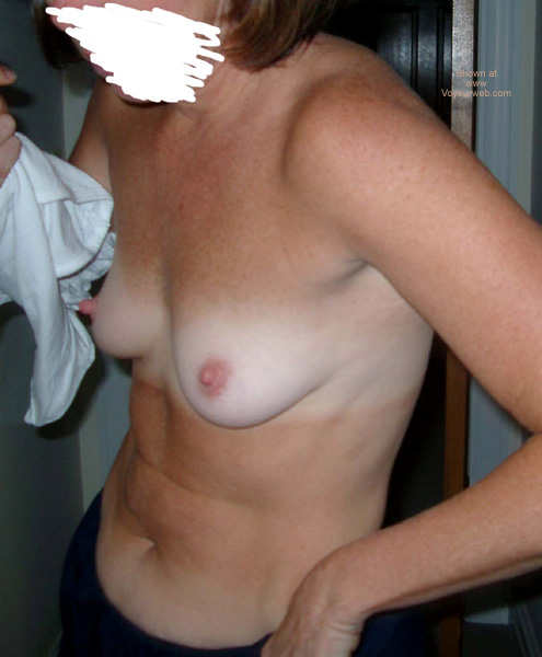 Pic #2 - A Few More Topless of My Wife