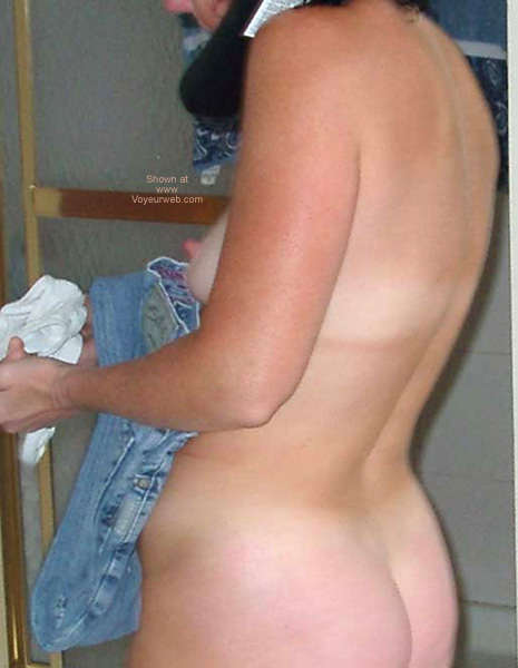 Pic #6 - A Few More Topless of My Wife