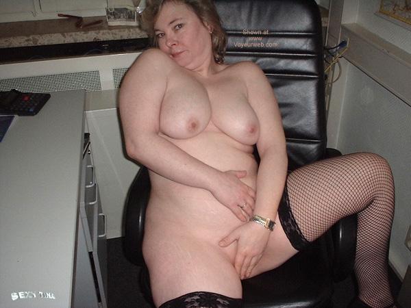 Pic #3 - Sexy Tina at Work 5