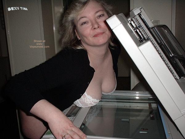 Pic #8 - Sexy Tina at Work 5