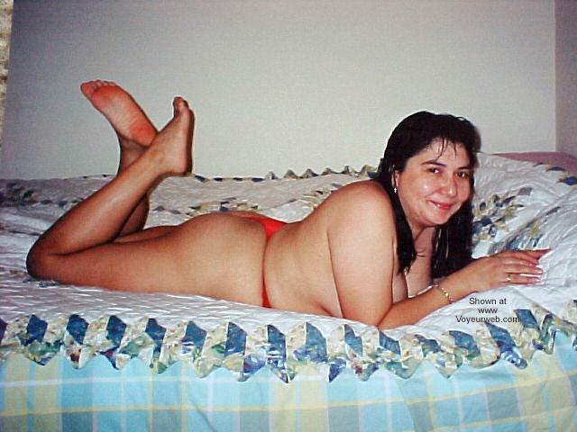 Pic #4 - Portly Girlfriend