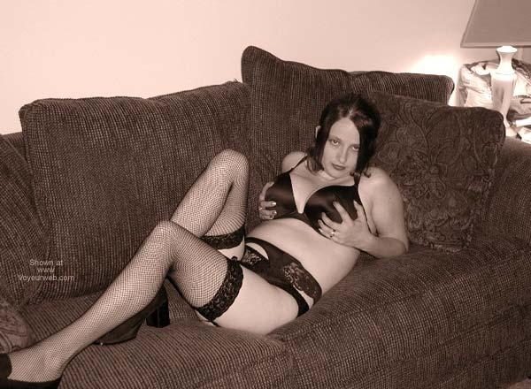 Pic #2 - Liz Lounging Around
