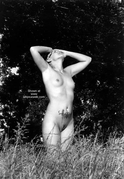 Pic #1 - Kristel From Belgium Goes Nature