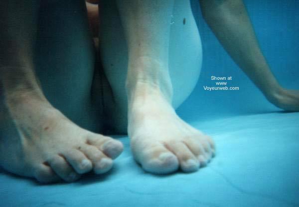Pic #7 - Sab in The Mini Pool