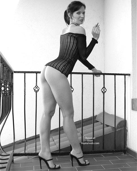Pic #8 - Angelina Bars And Cigar