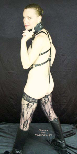 Pic #3 - Lacy Chains - Mistress Lite
