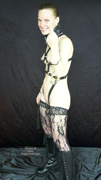 Pic #5 - Lacy Chains - Mistress Lite