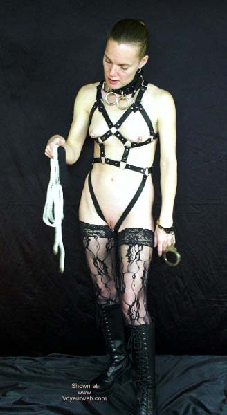 Pic #6 - Lacy Chains - Mistress Lite