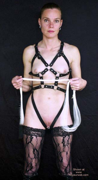 Pic #8 - Lacy Chains - Mistress Lite