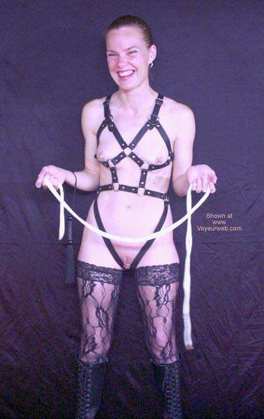 Pic #9 - Lacy Chains - Mistress Lite
