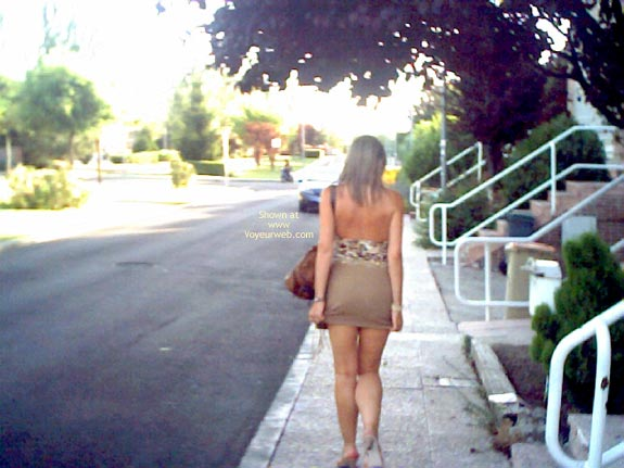 Pic #1 - An Invisible Woman In Madrid