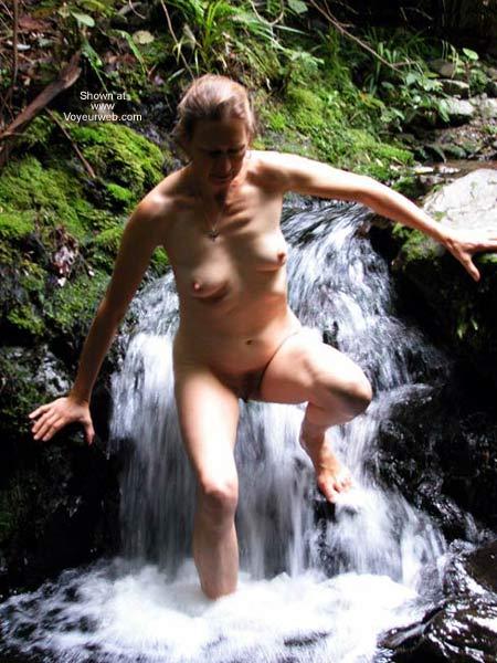 Pic #6 - Pianist - Waterfall Walk
