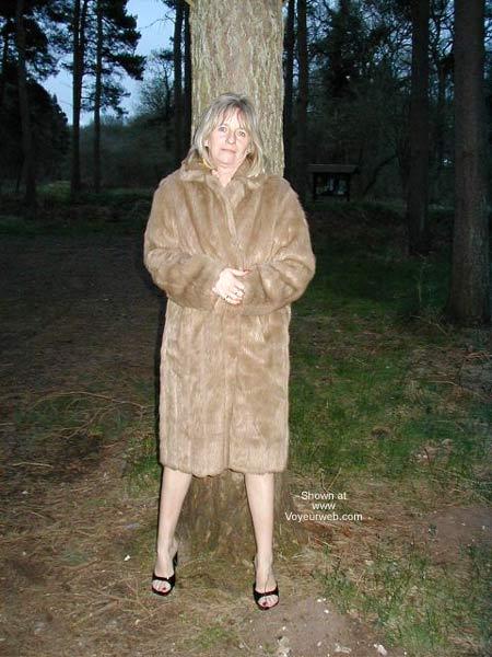 Pic #1 - Karen in Thetford Forest