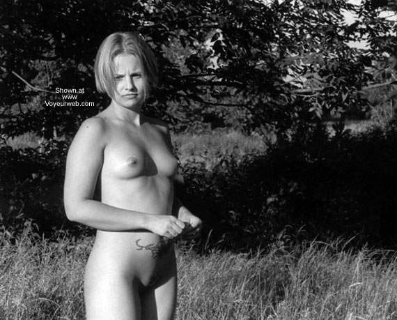 Pic #2 - Kristel From Belgium Goes Nature 2