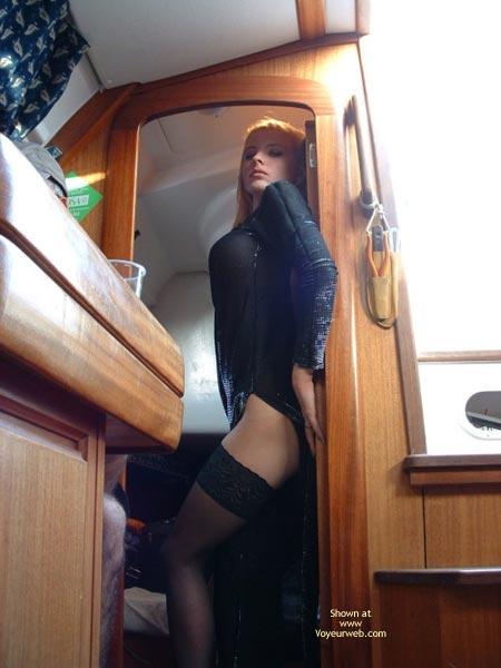 Pic #6 - Sexy Fun On A Boat
