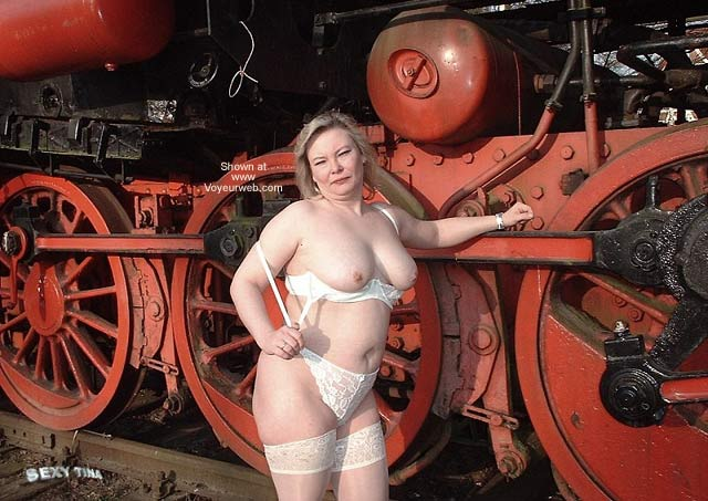Pic #1 - Sexy Tina and The Iron Horse 2