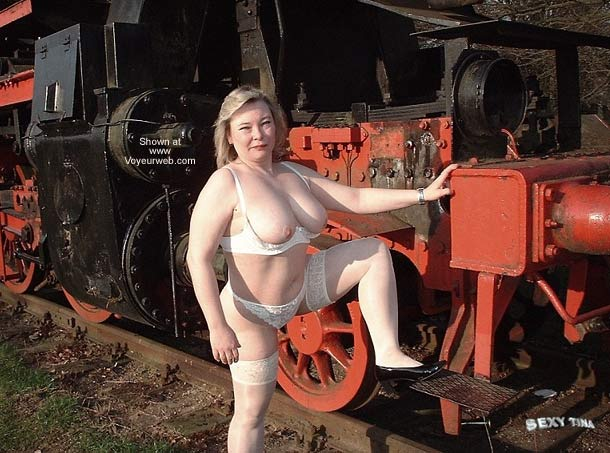 Pic #5 - Sexy Tina and The Iron Horse 2