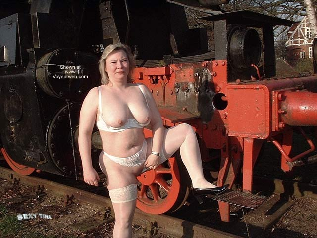 Pic #6 - Sexy Tina and The Iron Horse 2