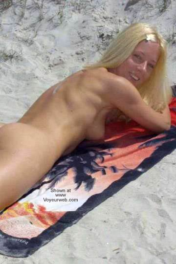 Pic #3 - Beach Blondie