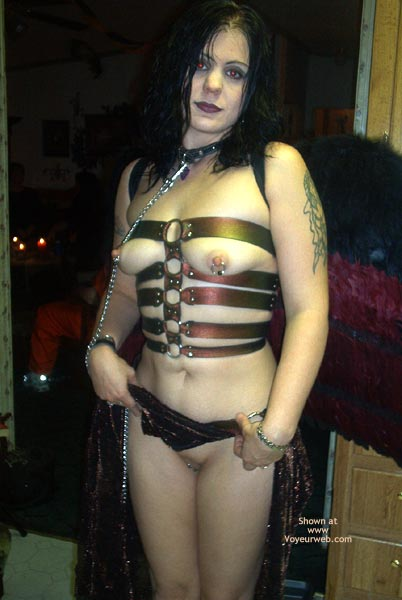 Pic #1 - Early Halloween Party