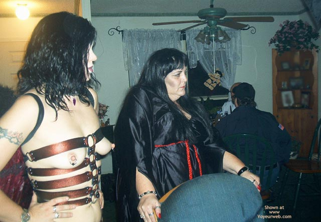 Pic #4 - Early Halloween Party