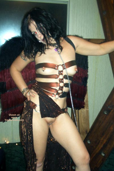 Pic #6 - Early Halloween Party