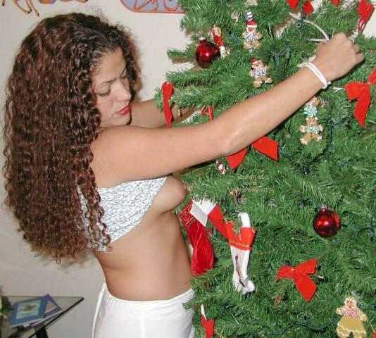 Pic #1 - Christmas Bondage