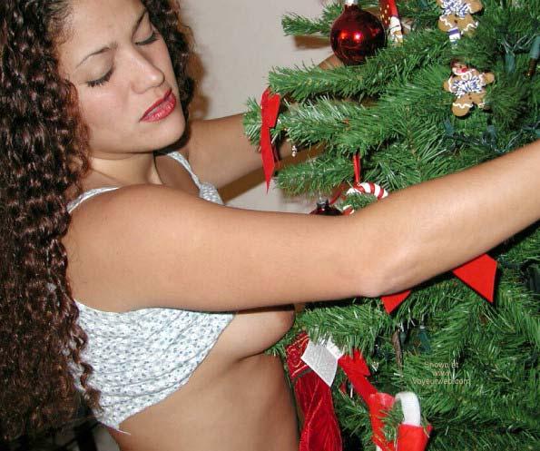 Pic #2 - Christmas Bondage