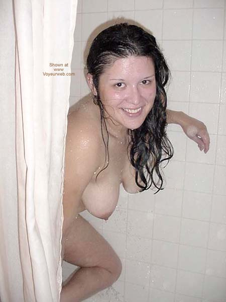Pic #6 - Spicy in Shower!