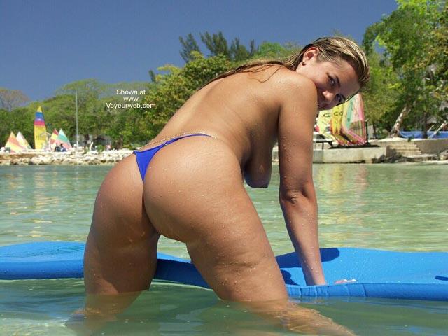 Pic #8 - Nikki ;)~ Morning in Jamaica!!