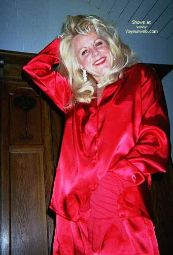 Pic #2 - Jeannie In Red