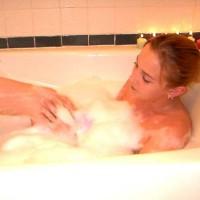 *PA Caught Taking a Bath!