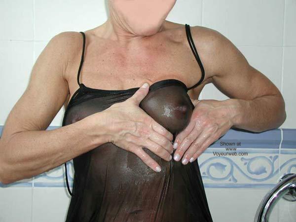 Pic #2 - Tina Wet Tits - Wet Tits