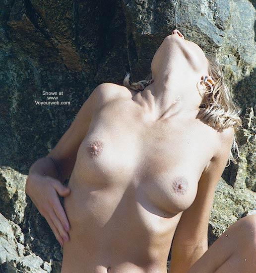 Pic #4 - Grad Student's Nude Beach Adventure 2