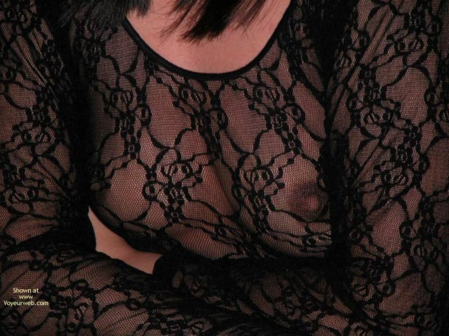 Pic #5 - Oriental Linda'S See Through Dress