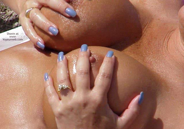 Pic #4 - *PA Sara Needs Help Getting Oiled Up!