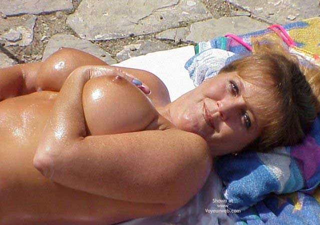 Pic #5 - *PA Sara Needs Help Getting Oiled Up!