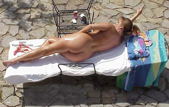 Pic #7 - *PA Sara Needs Help Getting Oiled Up!