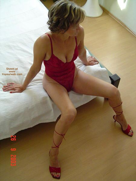 Pic #1 - Slovakgirl In Red