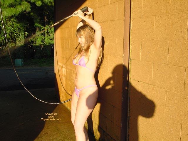 Pic #6 - Purple Patty Jeepwash