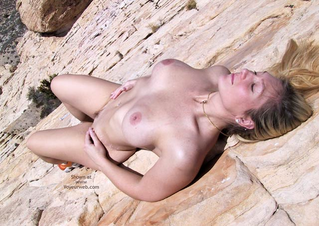 Pic #4 - MissMuscle Does Red Rock Canyon Vegas