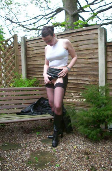 Pic #8 - *PA A Bit of Outdoor Exhibitionism