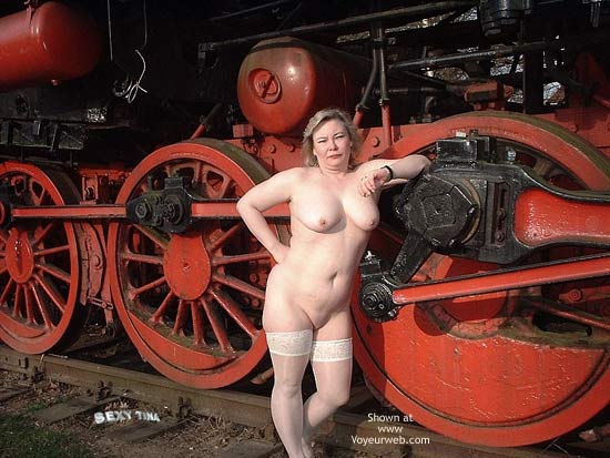 Pic #2 - Sexy Tina and The Iron Horse 6