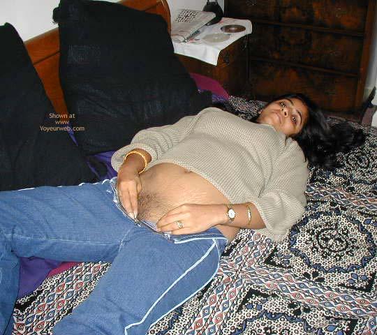 Pic #3 - Mrs. Tandoori Goes Jeans Shopping 1