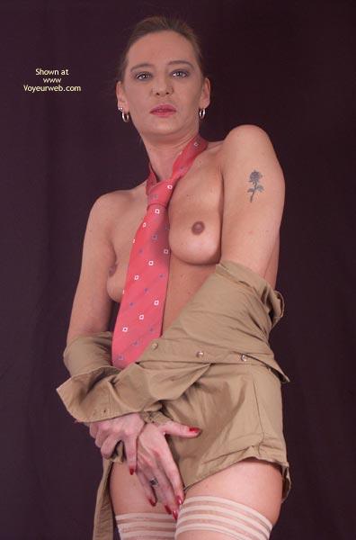Pic #4 - Susy Rocks, My Boyfrieds Tie