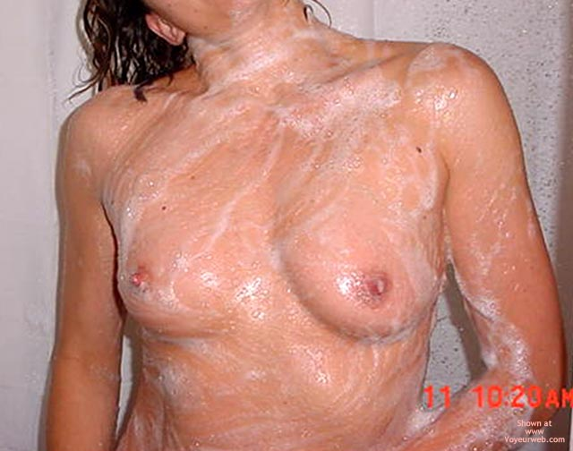 Pic #7 - Petitewife Shower Pics